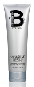 TIGI CHARGE UP THICKENING SHAMPOO
